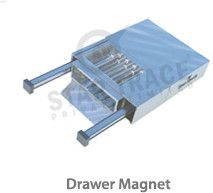 Drawer-in-housing Magnet